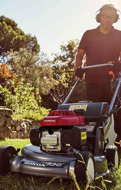 Honda Gartenpflege